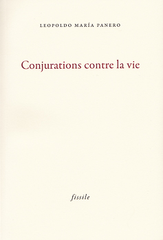 Conjurations contre la vie